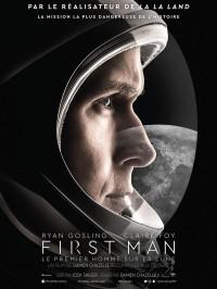 First Man : Le Premier Homme sur la Lune, affiche