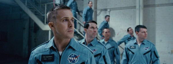 Ryan Gosling, personnages
