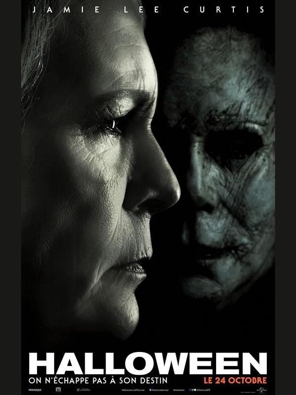 Halloween, affiche