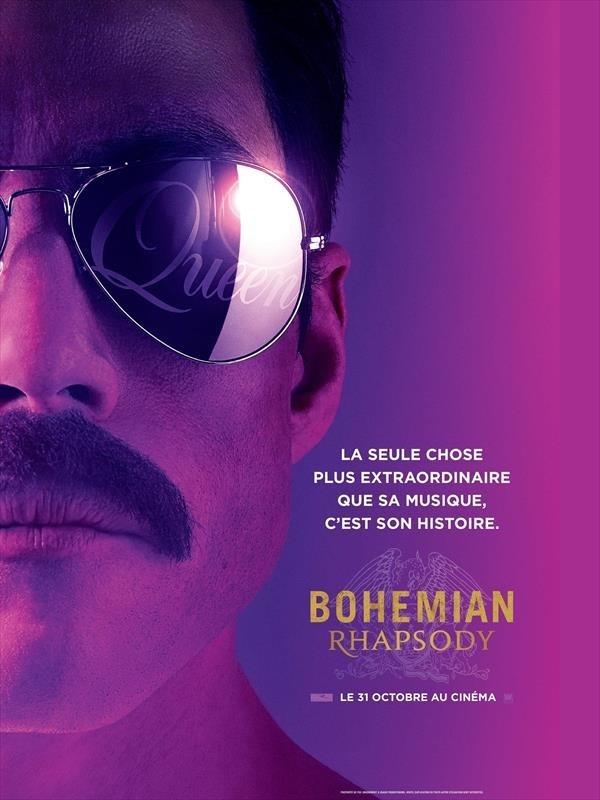 Bohemian Rhapsody, affiche