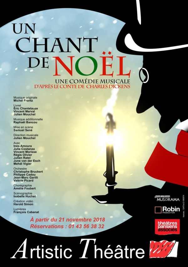 Un chant de Noël à l'Artistic Théâtre