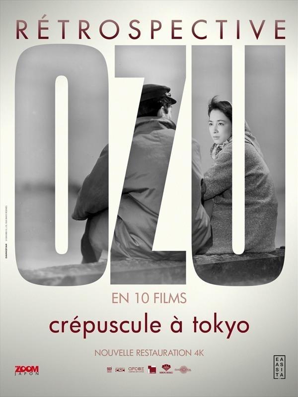 Rétrospective Ozu en 10 films, Affiche : Crépuscule à Tokyo