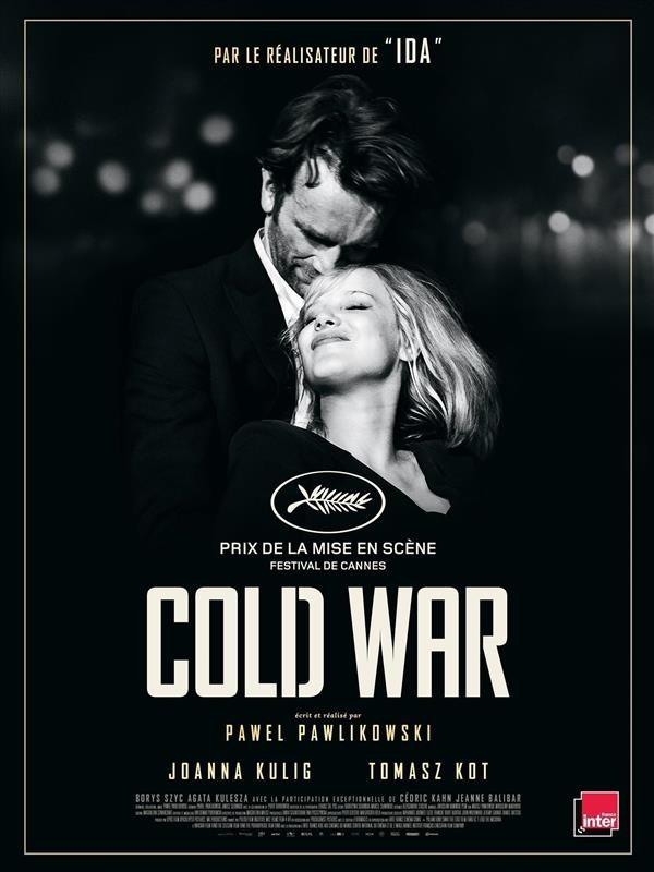 Cold War, affiche