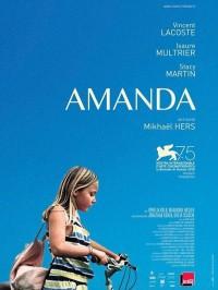 Amanda, affiche
