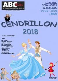 Cendrillon 2018 à l'ABC Théâtre