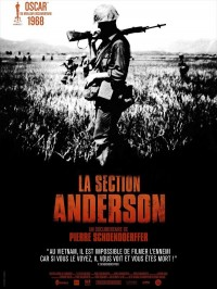 La Section Anderson, affiche