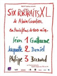 Six portraits XL 1 : Jacquotte et Daniel, affiche