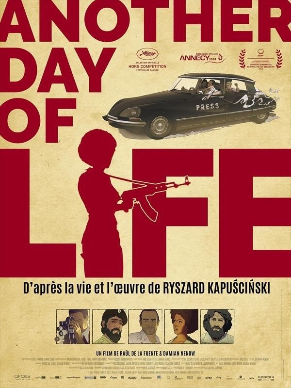Another Day of Life, affiche