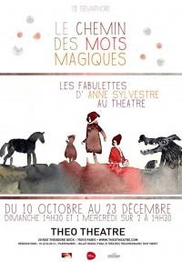 Le Chemin des mots magiques au Théo Théâtre