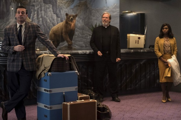 Jon Hamm, Jeff Bridges, Cynthia Erivo