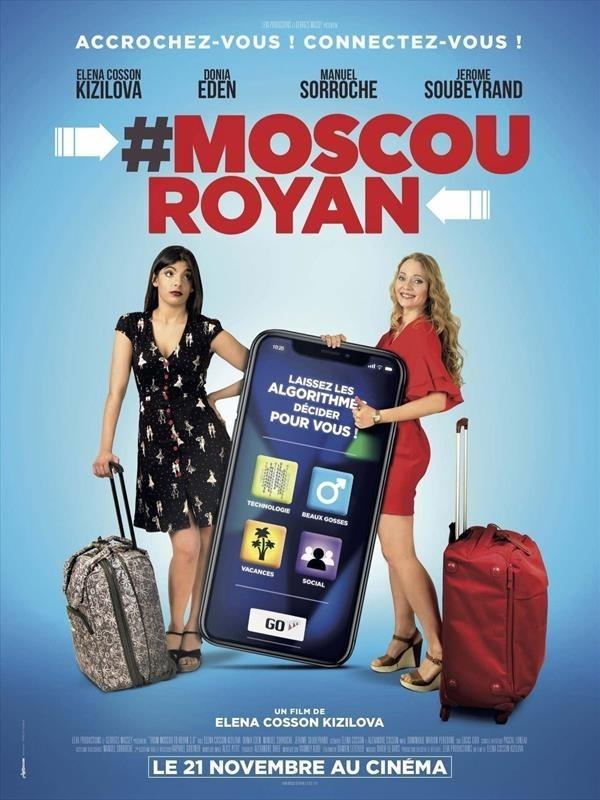 #Moscou-Royan, affiche