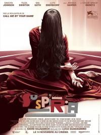 Suspiria, affiche