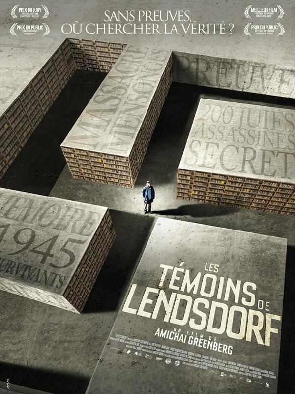Les Témoins de Lendsdorf, affiche