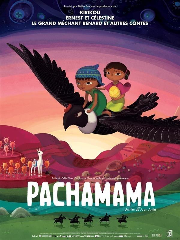 Pachamama, affiche