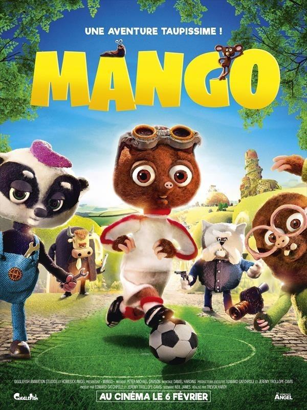 Mango, affiche