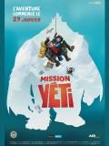 Mission Yéti, affiche
