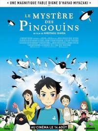 Le Mystère des pingouins, affiche