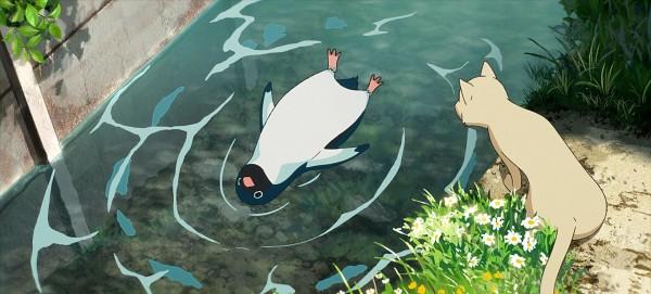Le Mystère des pingouins, extrait