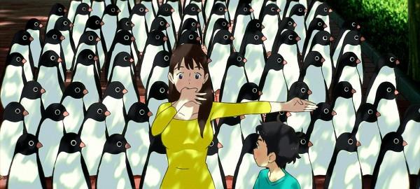 La Jeune Femme, Aoyama