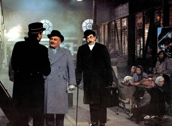 Jean-Pierre Cassel, Martin Balsam, Albert Finney