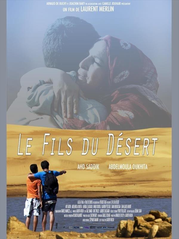 Le Fils du désert, affiche