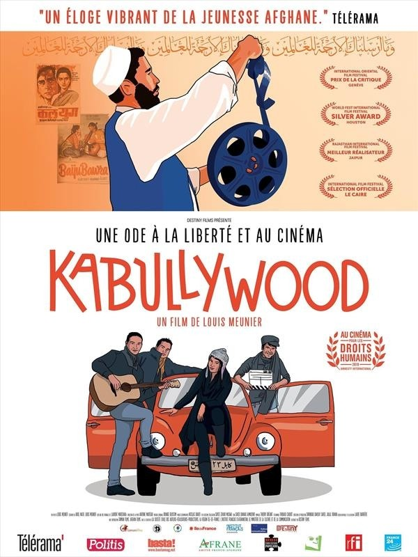 Kabullywood, affiche