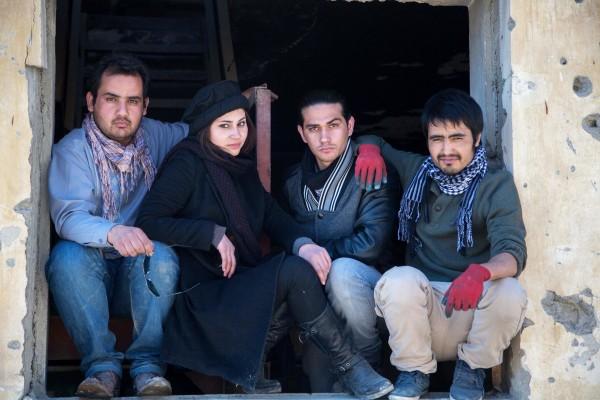 Omid Rawendah, Roya Heydari, Mohd Qais Shaghasy, Ghulam Reza Rajabi