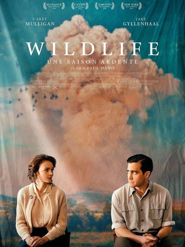 Wildlife : Une saison ardente, affiche