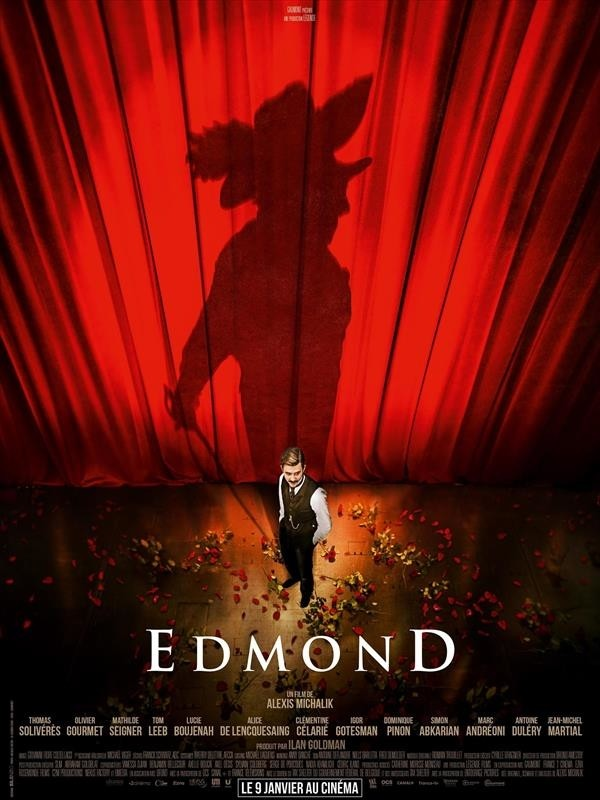 Edmond, affiche