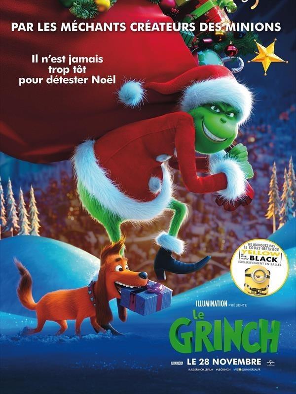 Le Grinch, affiche