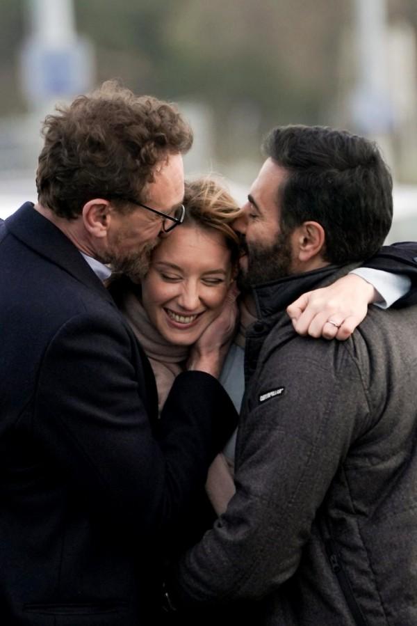 Jean-Paul Rouve, Ludivine Sagnier, José Garcia