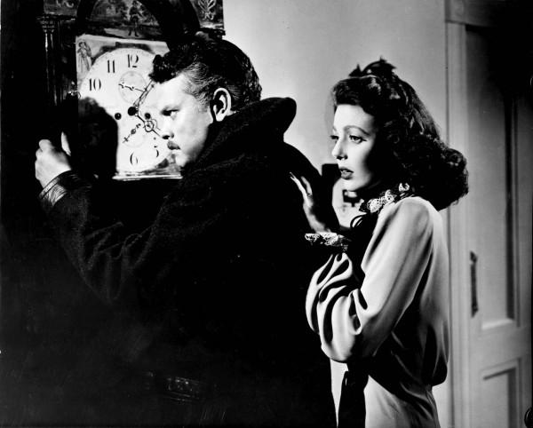 Orson Welles, Loretta Young