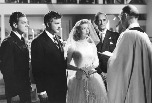 Personnage, Orson Welles, Loretta Young, Philip Merivale, personnage
