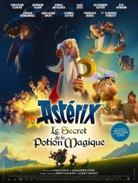 Astérix : Le Secret de la potion magique, affiche