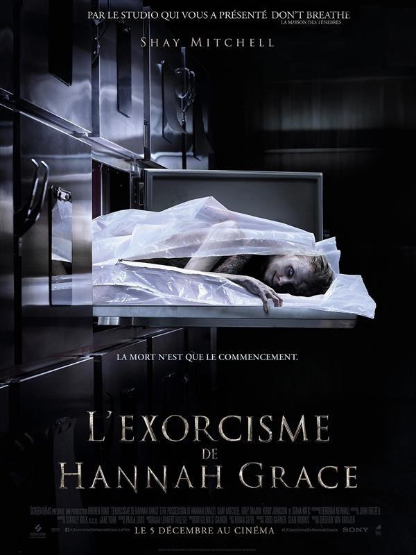 L'Exorcisme de Hannah Grace, affiche