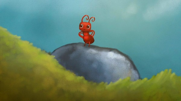 « Un travail de fourmis » d'Anaïs Sorrentino