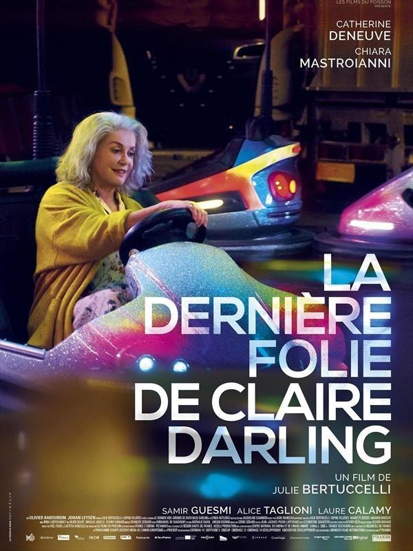 La Dernière Folie de Claire Darling, affiche