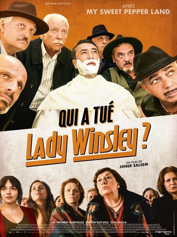 Qui a tué Lady Winsley ?, affiche