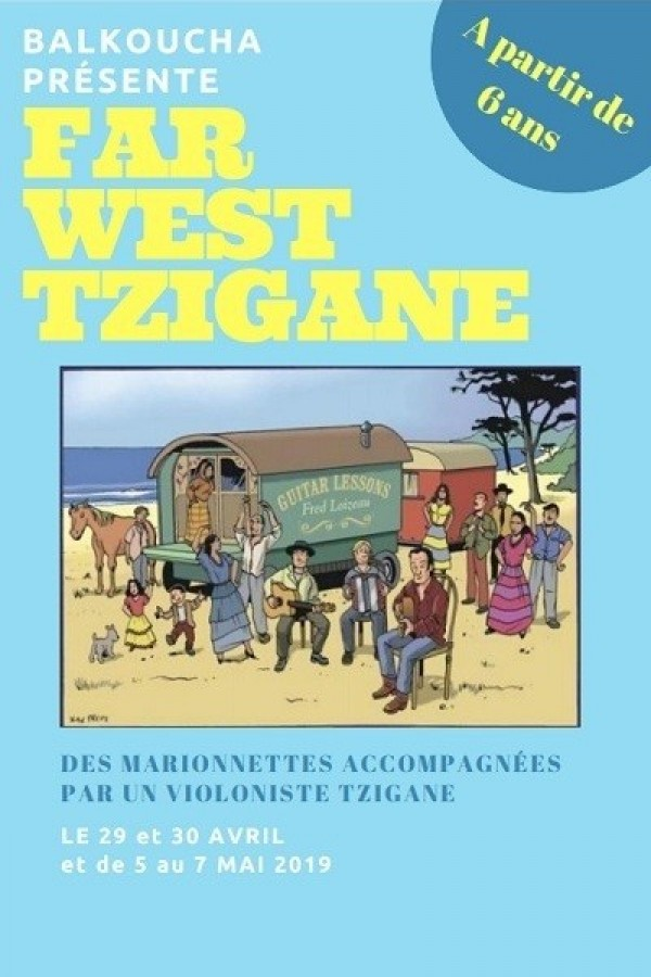 Far-West Tzigane au Centre Mandapa