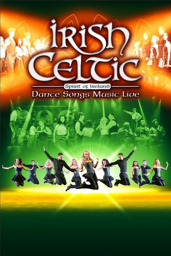 Irish Celtic - Spirit of Ireland - Affiche