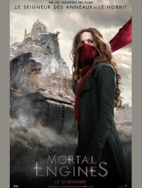 Mortal Engines, affiche