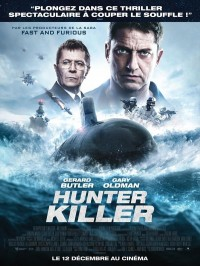 Hunter Killer, affiche