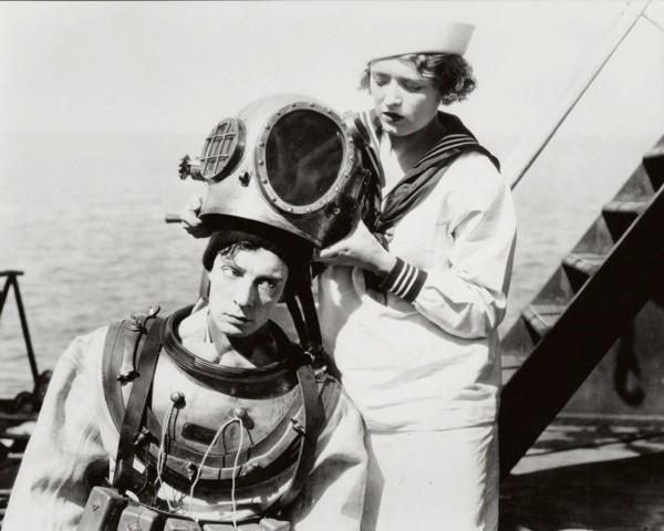 Buster Keaton, Kathryn McGuire