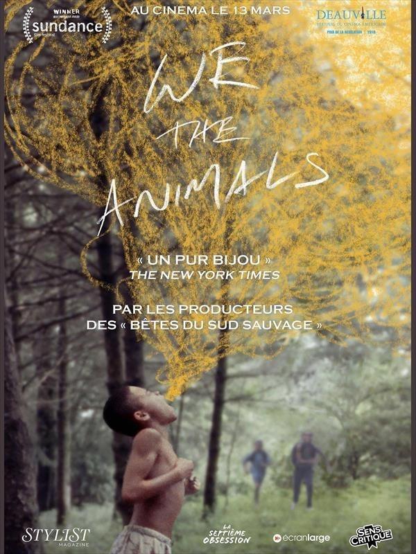 We the Animals, affiche