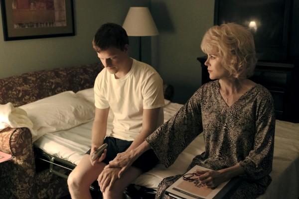 Lucas Hedges, Nicole Kidman