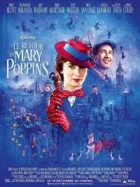 Le Retour de Mary Poppins, affiche