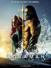 Aquaman, affiche