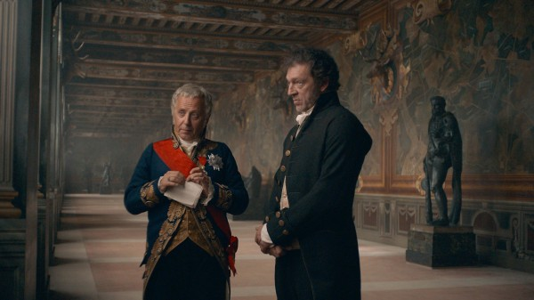 Fabrice Luchini, Vincent Cassel