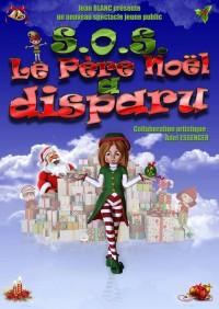 SOS, le Père Noël a disparu à la Comédie Saint-Michel