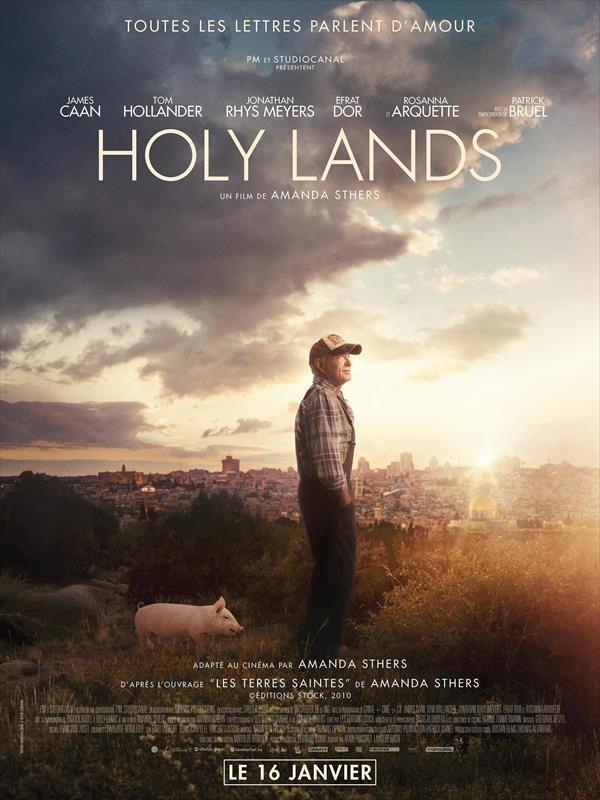 Holy Lands, affiche